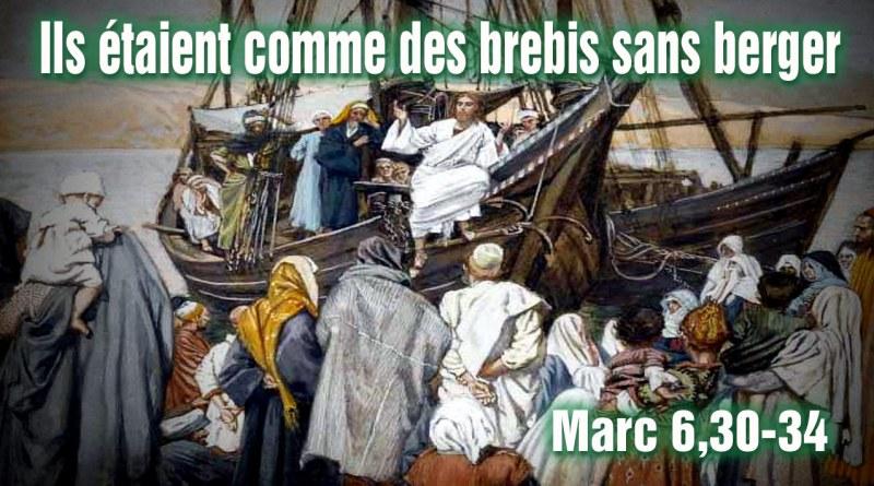 Image result for Marc 6:30-34