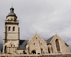 Eglise de St Gilles-Pligeaux