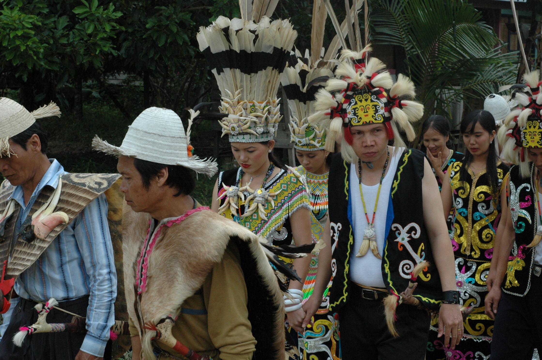 Paroki Santo Lukas Apo Kayan Kalimantan Timur  Gereja