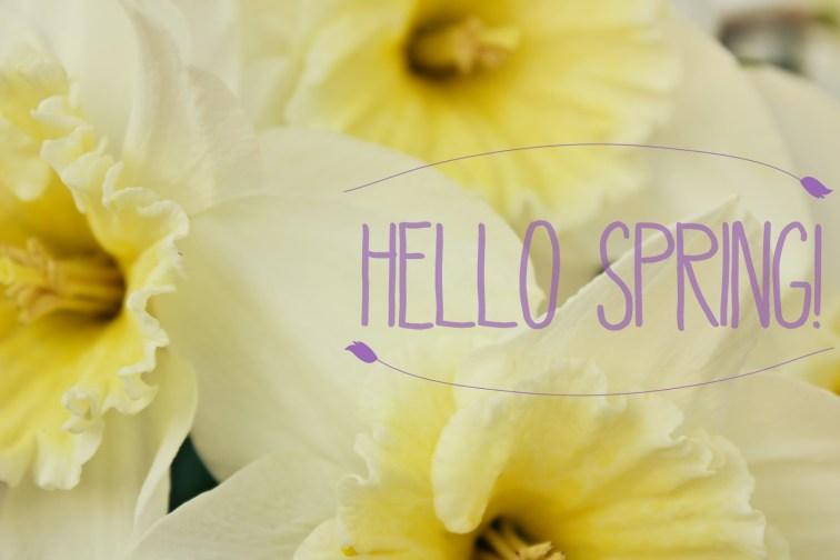 hello spring 9