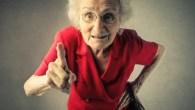 Rentrant du travail, j'ai rencontré à la gare une dame âgée.