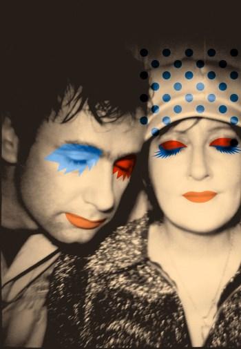 Das Duo Stereo Total aus Berlin