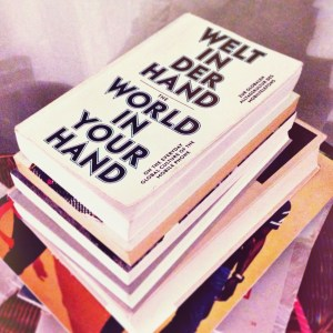 """Still a great overview: """"World In Your Hand - On The Everyday Culture Of The Mobile Phone"""" published 2010 by Spector Books"""