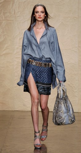 La jupe-Tendances des Collections printemps-été 2014