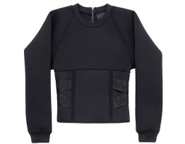 Alexander Wang pour H&M- Sweat Body Fit en Néoprène $59,95