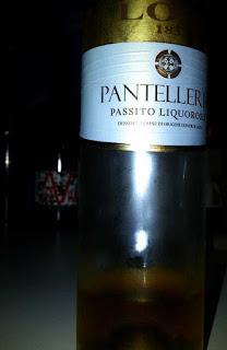 Degustazione: Passito di Pantelleria 2010, Florio