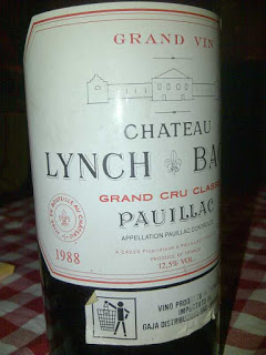 Grande serata Francese: Dallo Champagne al Pineau des Charentes passando per Chabils e (un grandissimo, anzi due) Bordeaux