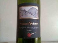 Degustazione: Vigna del Vulcano 2008 Lacryma Christi, Villa Dora