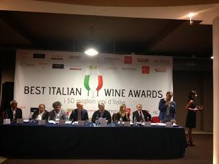 Best Italian Wine Awards 2013