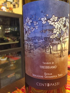 Grande bevibilità e armonia: Tendoni di Trebbiano 2010, Centopassi.