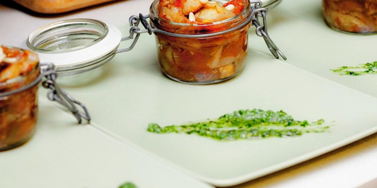 Vino & cucina: involtini di spigola alla siciliana