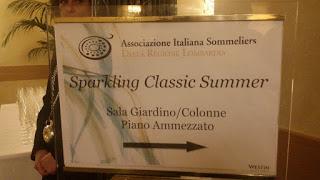 Per un&#39estate effervescente…Sparkling Classic Summer