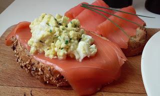 The English Breakfast. Come i cinque sensi trasformano il piatto.