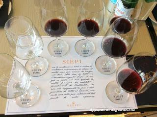 Nel cuore del Chianti un vino Igt monumentale. Il Siepi, in verticale.