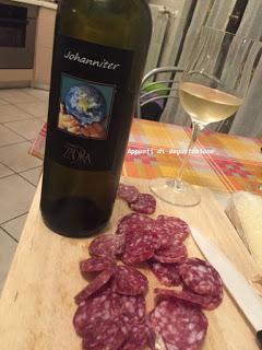 Johanniter El Zeremia: il vino che viene dal futuro