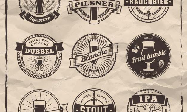Sete di birra. Questione di stile (e di sigle).