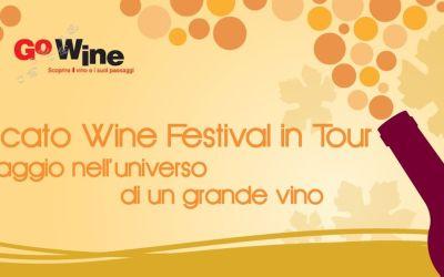 Moscato Wine Festival in tour