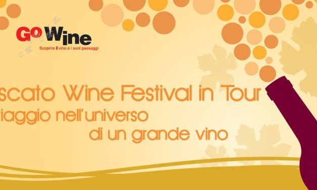 Moscato Wine Festival in tour