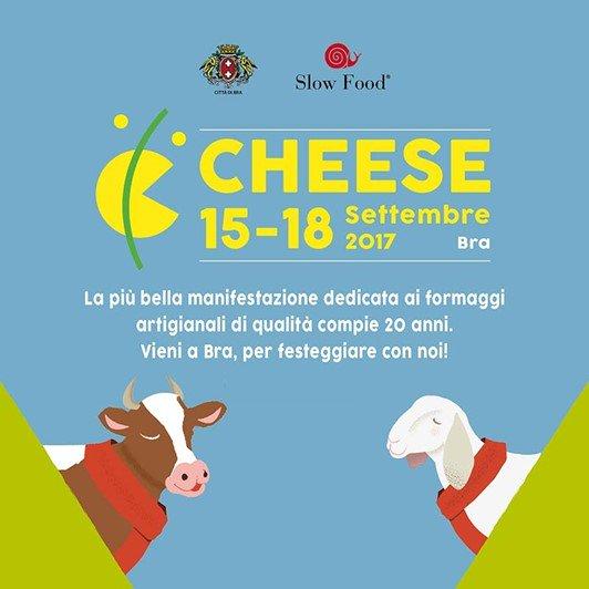 Cheese 2017: la vita è cruda!