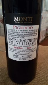 Monti Pignotto