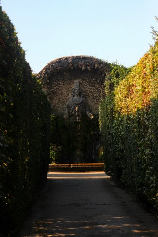 Fontana della Natura o dell'Abbondanza, villa d'Este