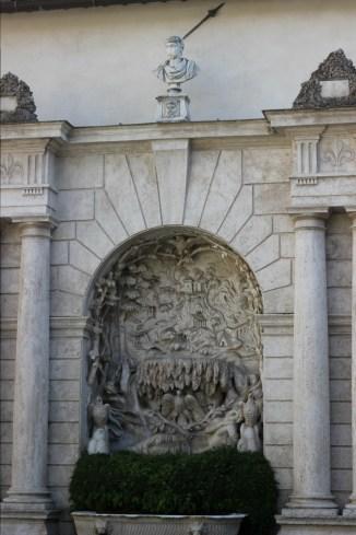 Fontana di Venere, cortile di Villa d'Este