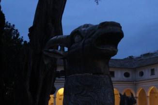 Ariete, Chiostro di Michelangelo