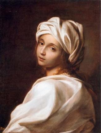 Beatrice Cenci ritratto