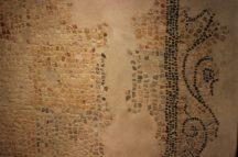 Mosaico pavimentale, città dell'acqua