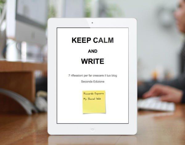 Keep-Calm-And-Write-My-Social-Web-autore-Riccardo-Esposito