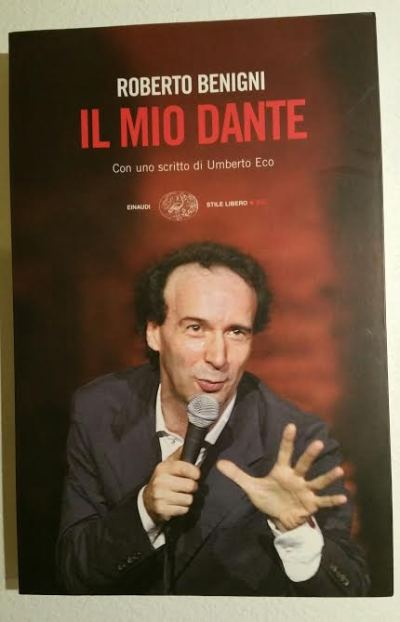 Il mio Dante_Roberto Benigni_Einaudi Stile Libero Big