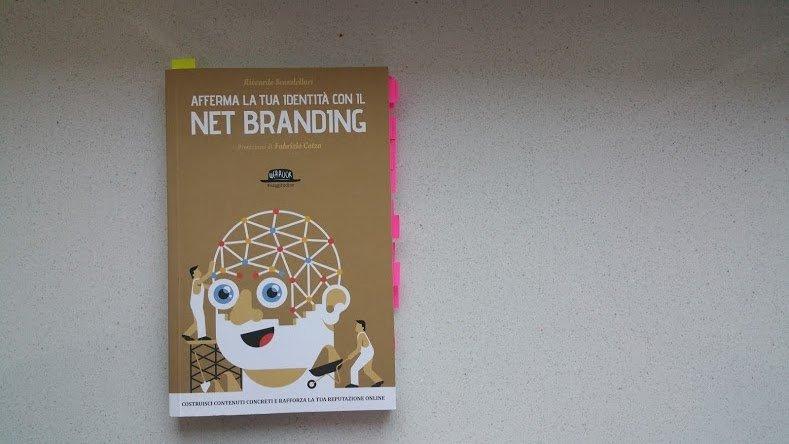 Afferma la tua identità con il Net Branding di Riccardo Scandellari