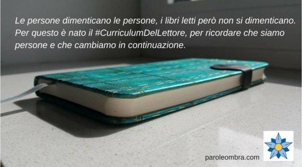 #CurriculumDelLettore