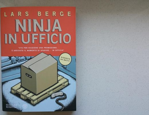 Ninja in ufficio di Lars Berge, perché non fa ridere