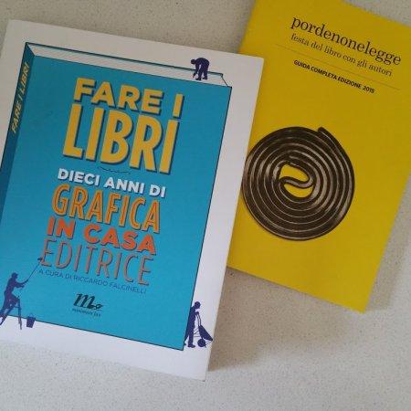 #PordenoneLegge: fare i libri di Riccardo Falcinelli