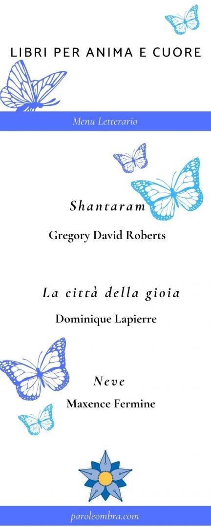 Libri per l'anima e il cuore