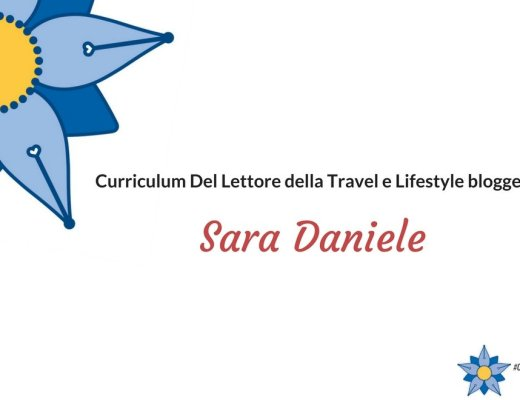 Curriculum del lettore di Sara Daniele: blogger di Emotionally