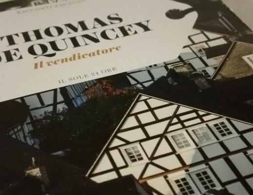 Leggere Il vendicatore di Thomas De Quincey