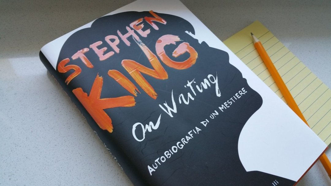 Leggere On Writing di Stephen King