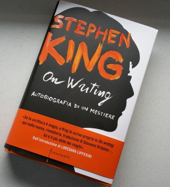 On Writing di Stephen King