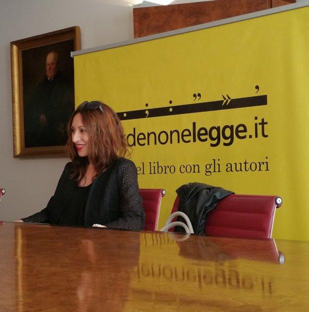Pordenone Legge 2016: Simona Vinci, vincitrice del Premio Campiello