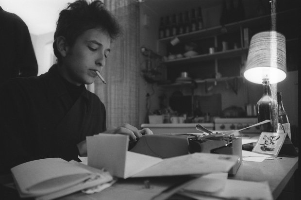 Bob Dylan (immagine via Amazon)
