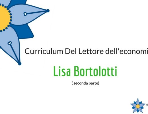 Curriculum Del Lettore di Lisa Bortolotti: seconda parte