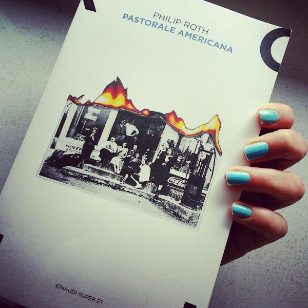 Philip Roth, Pastorale americana