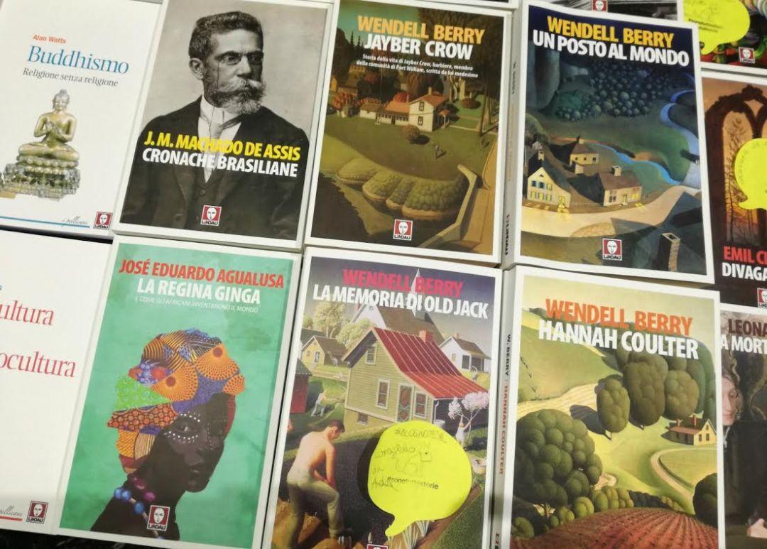 Più libri Più liberi: Lindau e Marcos Edizioni