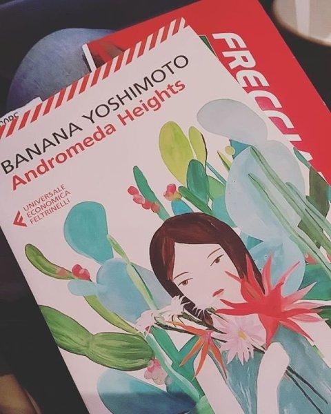 Banana Yoshimoto: Andromeda Heights