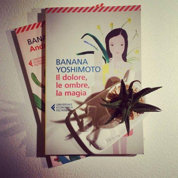Banana Yoshimoto: Il dolore, le ombre, la magia