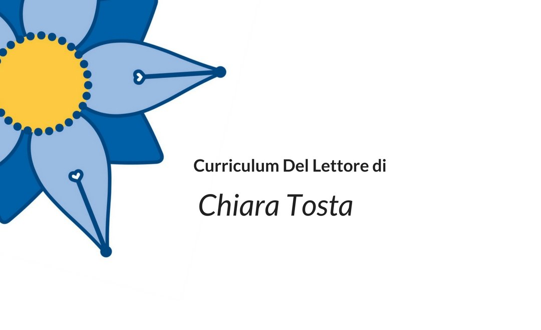 Curriculum Del Lettore di Chiara Tosta: da Facebook al blog