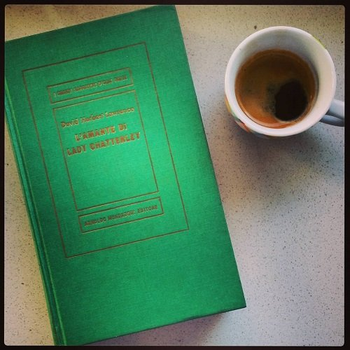 Leggere l'amante di Lady Chatterley