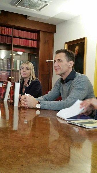 Pordenone Legge 2017 e David Lagercrantz